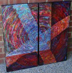 Loving in the Now - Nikki Shannon, Energy Painter