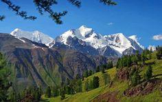 Гора Белуха. Алтай