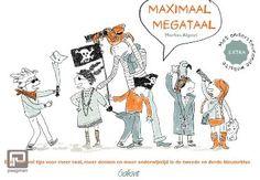 Maximaal megataal : een boek vol tips voor meer taal, meer denken en meer onderwijstijd in de tweede en derde kleuterklas
