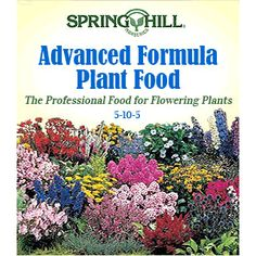 Advanced Formula Plant Food