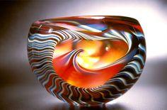 Peter Layton - Spirale London Glassblowing Studio & Gallery