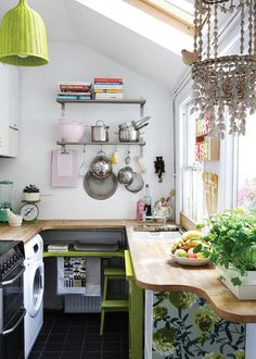 while big kitchens have much to ogle at and dream about small kitchens are just