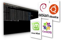 Como abrir la terminal en Ubuntu Linux Mint Centos y Debian