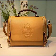 SB20025 Yellow Brown.. Tas catchy utk menunjang aktivitas kamu..