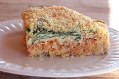 Forum Thermomix - The best Thermomix recipes and community - Cheesy Salmon Pie