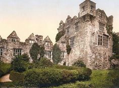 Donegal Castle, County Donegal, Ireland