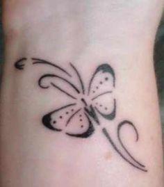 believe butterfly tattoo - Google Search