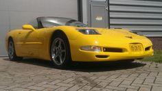 Stoere Corvette te koop