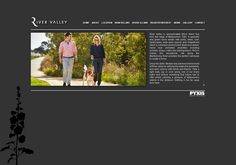 River Valley: Web Design, Web Development