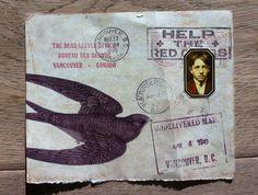Mail art 2014 dead letter office