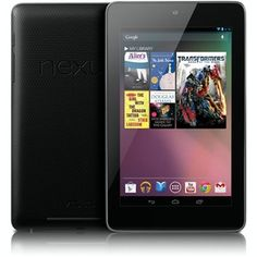 Google Nexus 7 16GB Wi-Fi 7in 1st Gen Android Tablet - Just $44.99! - http://www.pinchingyourpennies.com/google-nexus-7-16gb-wi-fi-7in-1st-gen-android-tablet-just-44-99/ #Cowboom, #Googletablet, #Pinchingyourpennies