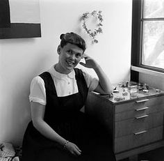 Ray Eames --- 10 Influential Women In Design