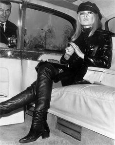 Brigitte Bardot 1968  Londra, 1968  © Getty Images