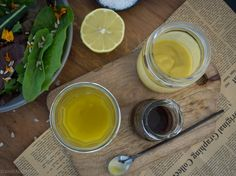Healthy Salad Dressings - 3 Recipes to Jazz up Salads and Vegetables. Ditch store bought dressings, these are simple to make, delicious and nourishing.
