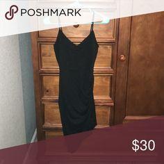 Black dress Size small brand new. NOT FOREVER 21 Forever 21 Dresses Asymmetrical