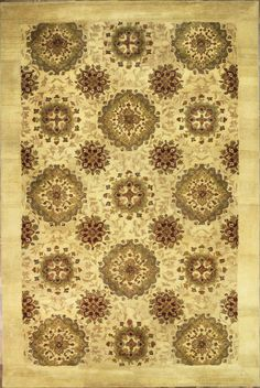 New Contemporary Indian Area Rug 45581 -