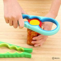 4 in 1 Creative multifunction Gourd-shaped Can Opener Screw Cap Jar Bottle Wrench Kitchen Tool. 4 in 1 Gourd-shaped Can Opener Screw Cap Jar Bottle Wrench Kitchen Tool. 1 x Bottles Can Opener. Makes opening any lid a breeze. Kitchen Jars, Open Kitchen, Kitchen Utensils, Kitchen Stuff, Beer Opener, Can Opener, Cooking Gadgets, Kitchen Gadgets, Kitchen Appliances