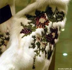 как вышивать на мехе: 14 тыс изображений найдено в Яндекс.Картинках