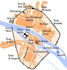 Paris moyen âge