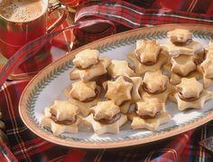Rezept für Nougat Sternplätzchen. Jetzt nachkochen/ nachbacken oder von weiteren köstlichen Rezepten von und mit Mondamin inspirieren lassen!