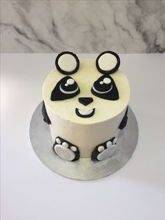Vanilla cake with raspberry and cream filling.