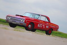 The Texas Teenager is Reunited with 1964 Max Wedge and Hemi Plymouths that made Drag Racing History