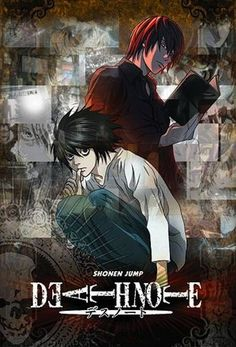 Death Note Poster,