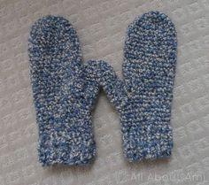 Crochet Mitten Patterns Cozy Crochet Mittens All About Ami Easy Crochet Hat Patterns, Crochet Mittens Free Pattern, Crochet Cable, Easy Crochet Projects, Crochet Gloves, Free Crochet, Crochet Ideas, Crochet Cozy, Crochet Sweaters