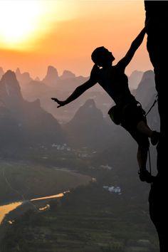 "luxuriousimpressions: "" Elegant Extreme Climber By Alex Brylov ""                                                                                                                                                                                 More"