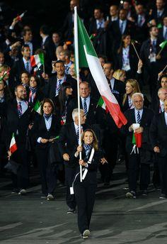 #London2012 Olympic Games, Italia Team (Giorgio Armani style)