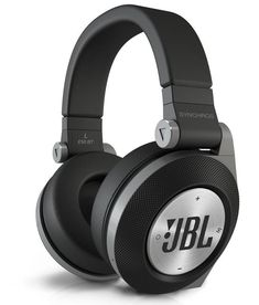 JBL E50 Synchros Headphones. Bluetooth connectivity, rechargeable battery, Pure Bass Performance, premium 50 mm drivers, ultra-comfortable fit, effective noise isolation.