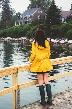 Classy Girls Wear Pearls: Wagons, Boats, and Raincoats