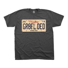 GR8FL DED Men's Tee, $19, now featured on Fab.