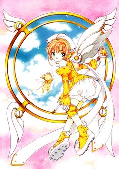 Costume Props Ambitious Anime Cardcaptor Sakura Kinomoto Sakura Star Wing The Magic Wand Staff Weapon Cosplay Props Cosplay Accessory