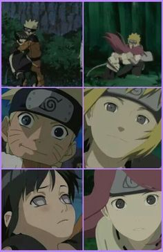 Hinata to Naruto & Kushina to minato..