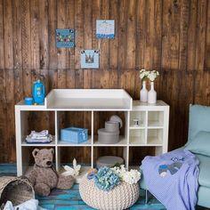 2. Wickelaufsätze - Wickelaufsatz 38-42 cm Tiefe z.B für IKEA Brimnes! - ein Designerstück von PuckDaddy bei DaWanda