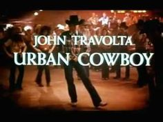 Debra Winger and John Travolta: Urban Cowboy Trailer 1980 Best Dance Movies, Go To Movies, Funny Movies, John Travolta, Urban Cowboy Movie, Debra Winger, Movie Reels, Best Country Music, Hooray For Hollywood