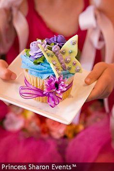 Fantastical Fairy Garden Party - Princess Sharon Events www.PrincessSharon.com - Powered by Phanfare
