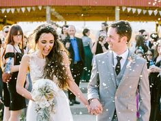Be inspired by Nicci and Vaughn's boho-chic big day, where all things rustic are enhanced with sparkles and touches of opulent gold Wedding Ceremony Music, Best Wedding Venues, Wedding Day, Perfect Live, Article Design, Big Day, All Things, Real Weddings, Boho Chic