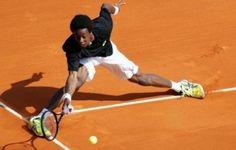Tennis: Monfils échoue encore face à Montanes