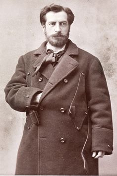 Frederic Auguste Bartholdi creator of the Statue of Liberty