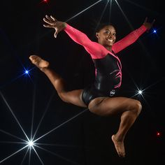 Simone Biles and these other Black gymnasts have helped paved the way. Thank you, ladies | Essence.com