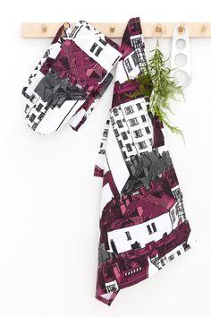 Aamu-usva kitchen accessories by Riina Kuikka