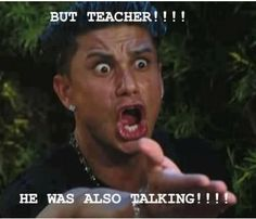 20 teacher memes. All of these are accurate and funny. I died