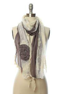 lace affair scarf