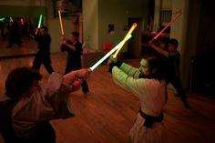light saber star wars class