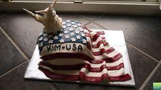 Diese schöne Torte hat Chantal gemacht.  Vielen Dank für das tolle Bild.  Cakeboards findet ihr bei uns im Shop:  http://www.tolletorten.com/advanced_search_result.php?keywords=cakeboards&x=0&y=0