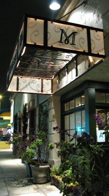 Melisse Restaurant - 1104 Wilshire Blvd, Santa Monica