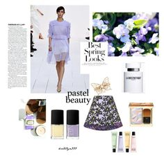 """Pastel beauty"" by katelyn999 ❤ liked on Polyvore featuring beauty, Alexandre de Paris, Chloé and H&M"