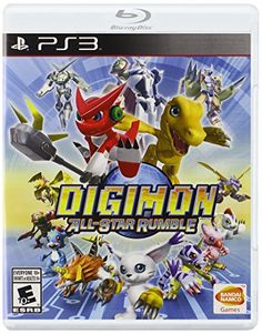 Digimon AllStar Rumble *** Details can be found by clicking on the image. Note:It is Affiliate Link to Amazon.